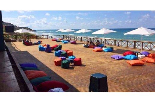 Mimar Sinan Güzel Sanatlar Üniversitesi Baykuş Plajı'nda Yemek Menüsü