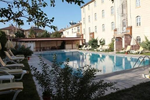 Taşsaray Hotel Kapadokya'da Çift Kişilik Konaklama Seçenekleri