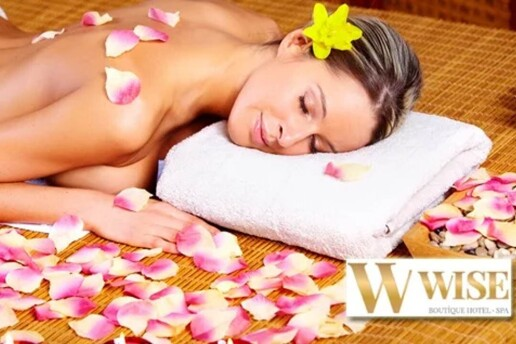 Lara Wise Boutique Hotel Wellmax Spa'da Kil Maskesi ve Masaj Paketleri