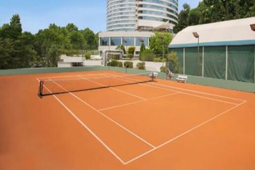 Conrad İstanbul Bosphorus Tennis Club'ta Özel Cardio Tenis Dersleri