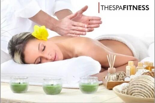 The Spa Fitness (The House Residence)'dan Sıcak veya Soğuk İçecek İkramı Dahil 45 Dakika Klasik Masaj Uygulaması
