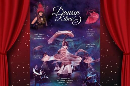 Hocapaşa Gösteri Merkezi'nde Tarihi Bir Atmosferde Büyüleyici Gösteri 'Dansın Ritmi' İçin Biletler