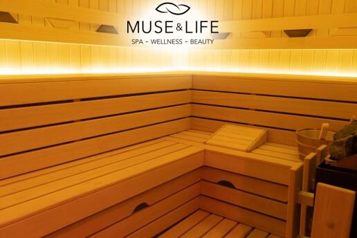 Nişantaşı Muse And Life Spa'da Islak Alan Kullanımı, Yüz Maskesi ve Masaj Paketleri