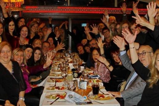 Nanna Restaurant'ta Her Cumartesi, Pazar Gökhan Bilgiç ve Orkestrası Eşliğinde Akşam Yemeği