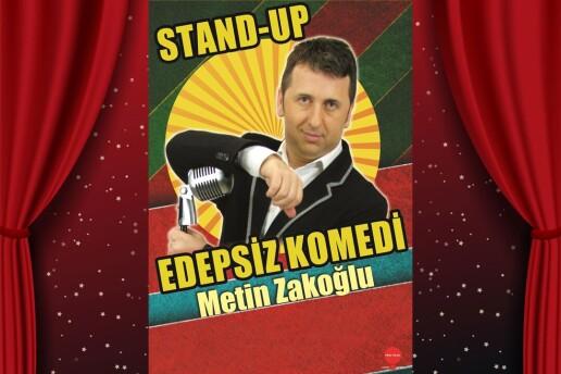 'Edepsiz Komedi' Tiyatro Bileti