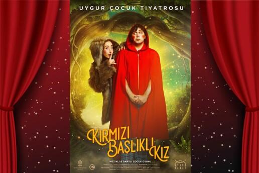 'Kırmızı Başlıklı Kız' Çocuk Tiyatro Oyunu Bileti