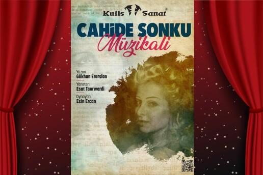 'Cahide Sonku Müzikali' Tiyatro Oyunu Bileti