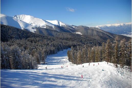 Sömestr Dönemi Dahil Erken Rezervasyon Fiyatları ile 4 Gece 5 Günlük Kahvaltı veya Yarım Pansiyon Konaklama Dahil Bulgaristan Bansko Kayak Turu