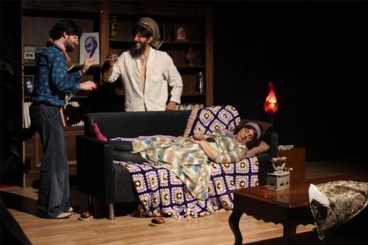 'Hipnozcu' Tiyatro Oyunu Bileti