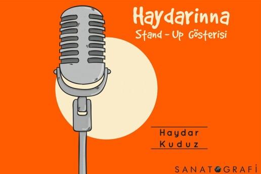 'Haydarinna' Stand Up Gösteri Bileti