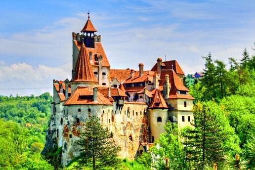4 Yıldızlı Otelde 1 Gece 2 Gün Transilvanya Şatolar, Bükreş, Bulgaristan Turu