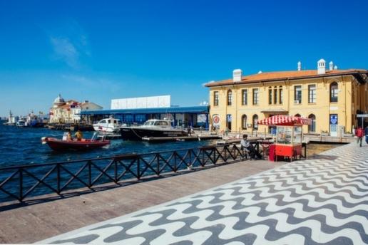 İzmir Pasaport Pier Hotel'de Çift Kişilik Konaklama Seçenekleri