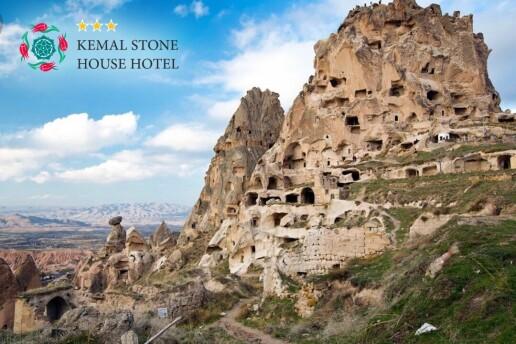 Kapadokya Kemal Stone House Hotel'de Çift Kişilik Konaklama Seçenekleri