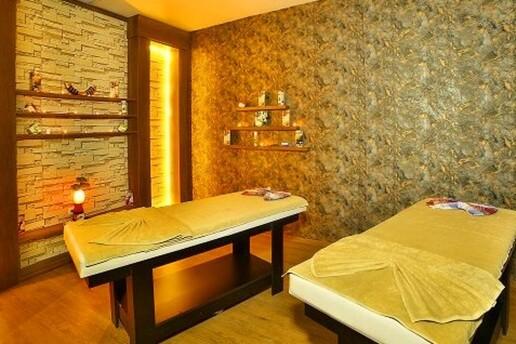 Lion Hotel Tuana Spa'da Spa ve Masaj Uygulamaları