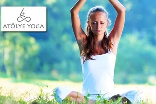 Çankaya Atölye Yoga'da 2 Ders Yoga Eğitimi