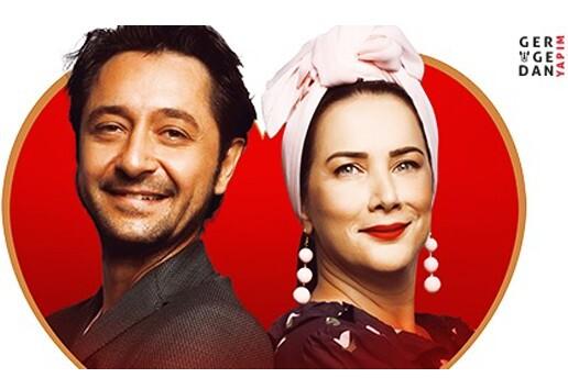 Janset ve Gökçe Özyol'un Birlikte Oynayacağı 'Romantizma' Oyunu Tiyatro Bileti