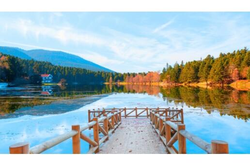 Her Cumartesi & Pazar Günübirlik Kahvaltı ve Öğle Yemeği Dahil Ek Bedelsiz Abant Gölü, Cennet Gölü Doğa Turu