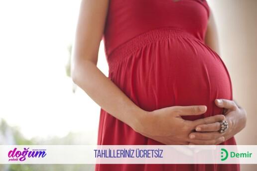 Hamileyken Başvuru Yapabileceğiniz Doğum Sigortası Paketi!