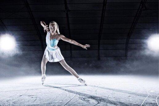 Beylikdüzü Icetanbul Buz Pisti'nde 8 Derslik Buz Pateni Kursu