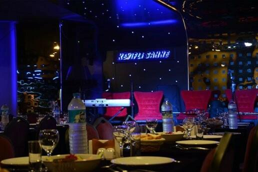 Bostancı Green Park Keyifli Sahne'de Her Cuma Candan Ünal Sahnesi Eşliğinde Gala Yemeği