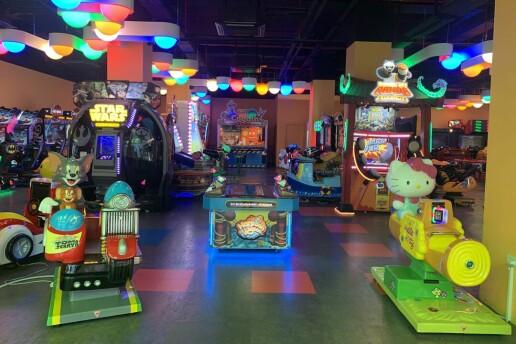 İzmir Agora Eğlence Merkezi'nde 300 Oyun Kredisi