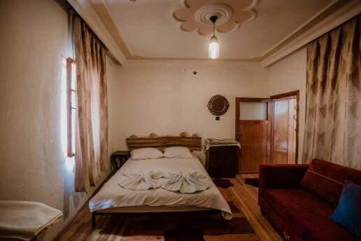 Alexander Cave House Kapadokya'da Çift Kişilik Konaklama Seçenekleri