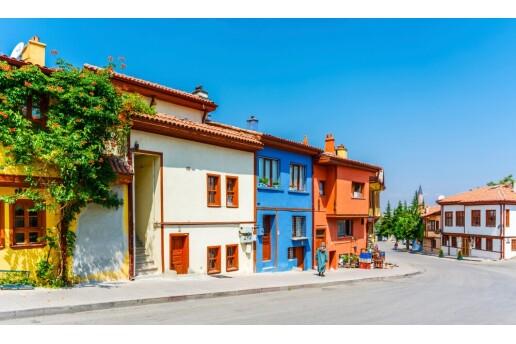 Her Pazar Kalkışlı Ek Bedelsiz Günübirlik Eskişehir & Odunpazarı Turu