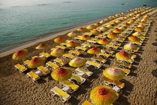 Kıbrıs Salamis Bay Conti'de Tatil Paketleri