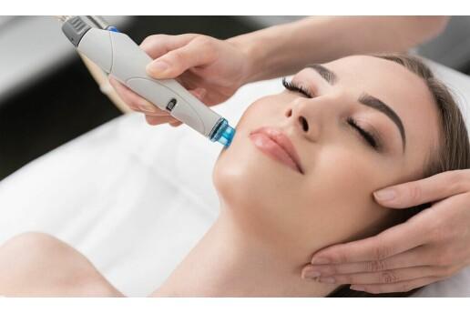 Thalia Güzellik'ten Aquafacial + Oksijen Terapi + Gençlik Işığı Uygulamaları