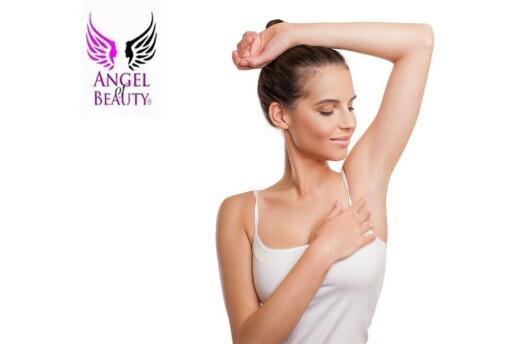 Angel of Beauty'den Buz Başlık Diot ile Seçilebilecek 1 Bölge / 5 Seans İstenmeyen Tüy Uygulaması