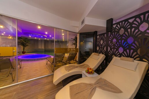 Hotel Euro Plaza Gold Spa'da Kese Köpük, SPA ve Masaj Seçenekleri