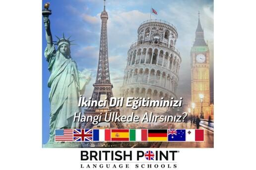 Kanada, İngiltere, Amerika, Malta, İspanya, Fransa, Almanya, Avustralya ve İtalya'da Dil Eğitimi! Eğitiminizi 10.050 TL'den 7.950 TL'ye Düşüren Kupon