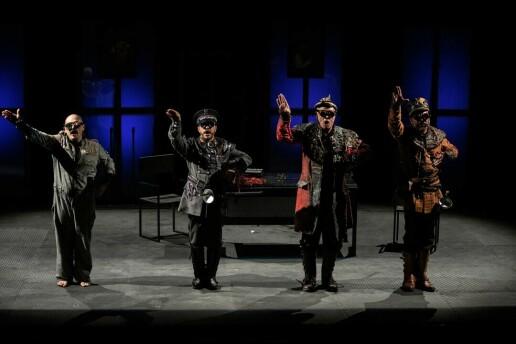 Ünlü Oyunculardan 'Polisler' Tiyatro Oyunu Bileti