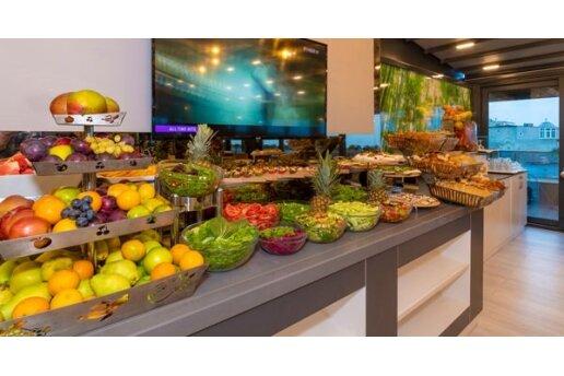 Skalion Hotel'den Her Gün Geçerli Sınırsız Çay Eşliğinde Açık Büfe Kahvaltı Keyfi