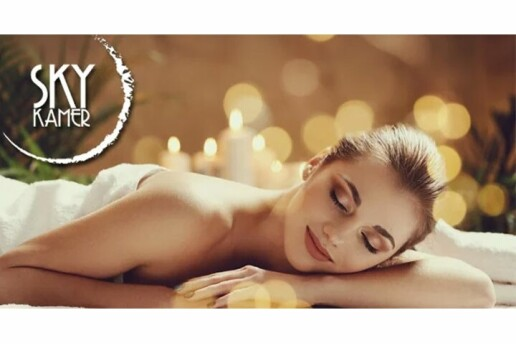 Muratpaşa Sky Kamer Hotel Lipsos Spa'da Islak Alan Kullanımı Dahil İndirimli Masaj Paketleri