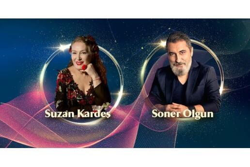 5 Yıldızlı Elite World Asia Hotel'de Soner Olgun & Suzan Kardeş ile Yılbaşı Galası