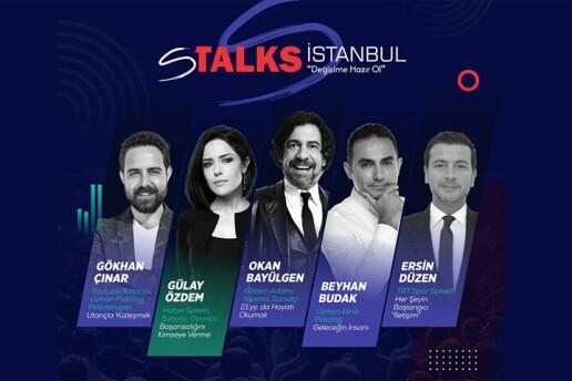 Okan Bayülgen'in Katılımıyla 'S-Talks' Sertifikalı Etkinlik Programı