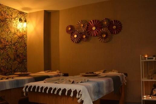 Hotel Villa Blanche Ametist Spa'da Masaj Paketleri