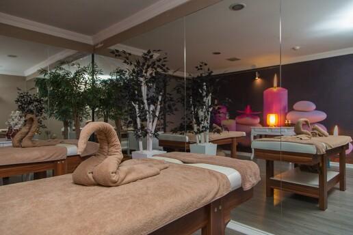 Orange Luxury Spa'da Masaj Keyfi ve Islak Alan Kullanımları