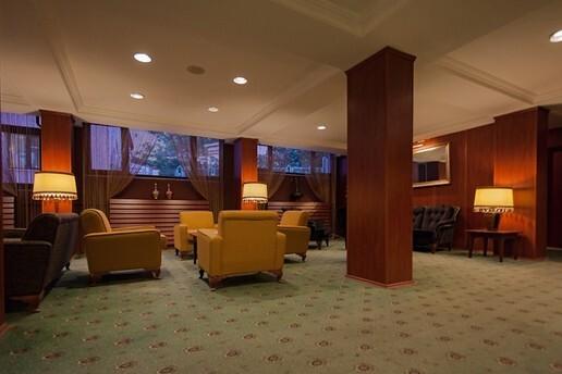 Bursa Boyugüzel Termal Otel'de Çift Kişilik Aile Hamamı