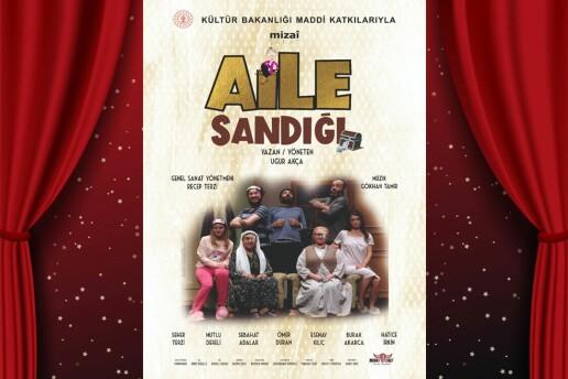 'Aile Sandığı' Tiyatro Oyunu Bileti