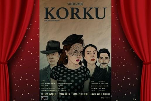 Stefan Zweig'in Büyük Eseri 'Korku' Tiyatro Oyunu Bileti