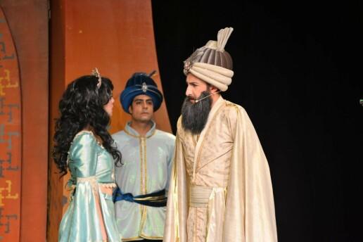 'Alaaddin'in Müzikali' Çocuk Tiyatro Bileti