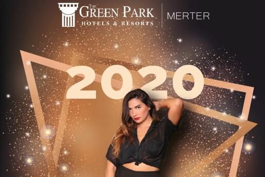 The Green Park Hotel Merter'de Nilay Dorsa Sahnesi Eşliğinde Yılbaşı Özel Gala Eğlencesi & Konaklama