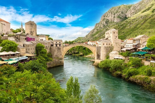7 Gece 8 Gün İlkbahar & Yaz Dönemi Baştan Sona Balkan Turu