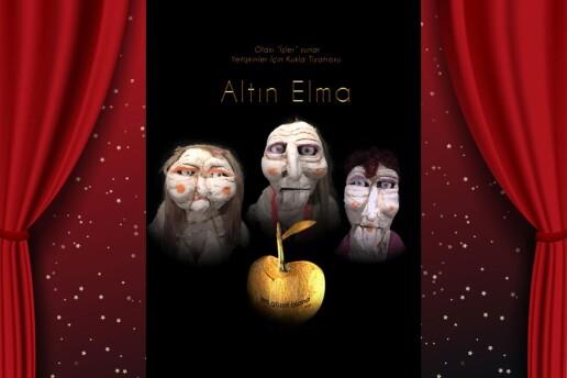 'Altın Elma' Yetişkinler İçin Kukla Tiyatrosu Bileti