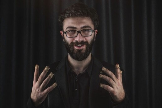 Baturay Özdemir 'Cesaretin Varsa Gel' Stand Up Gösteri Bileti
