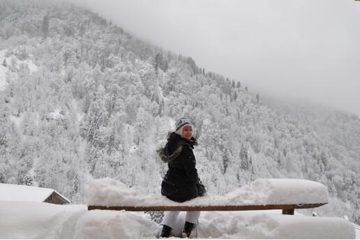 Türkiye'nin Her Yerinden Uçak Ulaşımı Dahil 2 Gece 3 Gün Konaklamalı Ayder Kar Festivali Turu