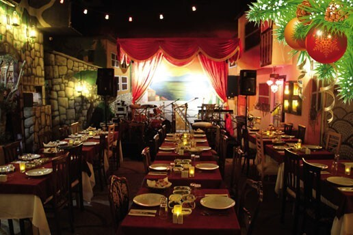 Şirane Restaurant'tan Dj Performans ve Sürpriz Showlar Eşliğinde Yılbaşı Galası