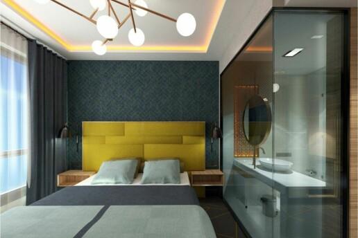 Rox Hotel Ankara'da Tek veya Çift Kişilik Konaklama Seçenekleri